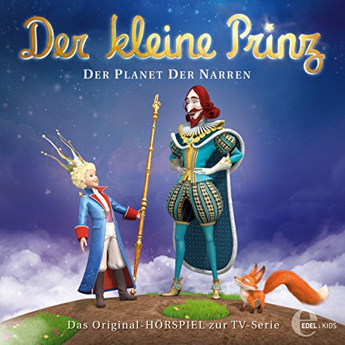 Der Planet der Narren (Der kleine Prinz 24) Titelbild