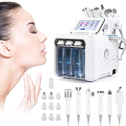 Best Price LMEIL 6 in 1 Water Dermabrasion Machine Deep Cleansing Machine Water Jet Hydro Diamond Fa...