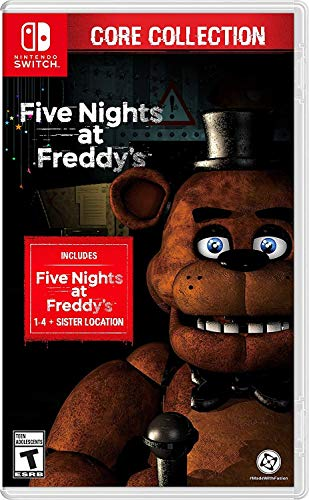 Five Nights at Freddy's: The Core Collection (NSW) - Nintendo Switch