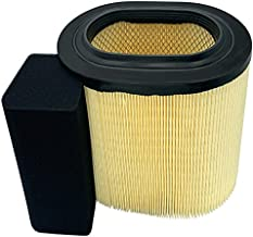 New Engine Air Filters Compatible with 2017 2018 2019 Ford F250 F350 F450 F550 6.7L Diesel Powerstroke Super Duty Filters - Replace FA1927, FA-1927, HC3Z-9601-A, HC3Z9601A, HC34-9601-AF, HC349601AF