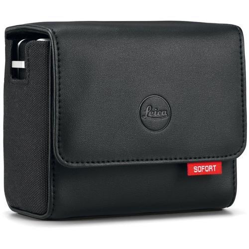 1648db88807 Leica Case for SOFORT Instant Camera, Black