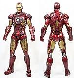 Toy sapiens-limited [Movie Masterpiece] 'The Avengers' 1/6 Scale Figure Iron Man Mark 7 (Battle Damage version) (japan import)