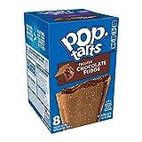 Kellogg's Frosted Chocolate Fudge Pop Tarts 14.7 OZ (416g)