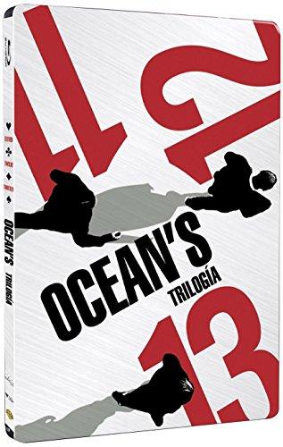 Oceans - Trilogia Edicion 3 Discos Steelbook Blu-Ray [Blu-ray]