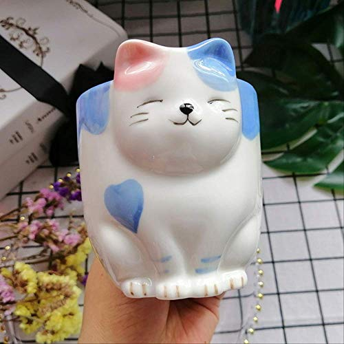 FACAI Ceramic Coffee Mugs Cute Cat Mugs Animal Cups with Handle Drinkware 275ml