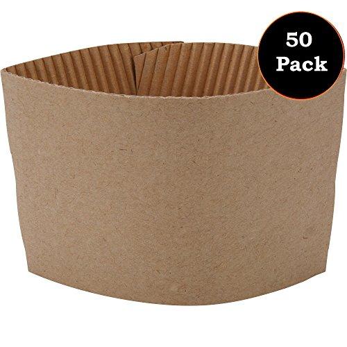 10 oz coffee cup sleeve - 3