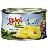 Libby Auslese Ananas in Scheiben, 235 g