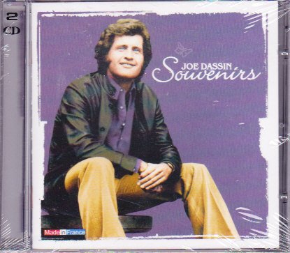 JOE DASSIN - Best of L\'album SouvenirS 2CD [GR IMPORT]