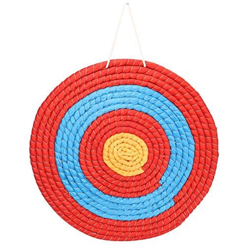 IGKE Bersaglio per tiro con L'Arco all'aperto, Bersaglio per tiro con L'Arco Portatile a 3 Colori,...