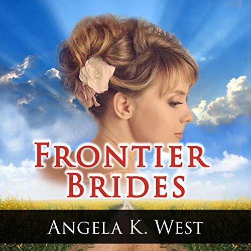 Frontier Brides audiobook cover art