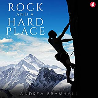 Rock and a Hard Place audiobook cover art
