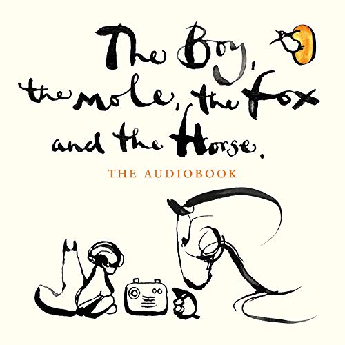 The Boy, the Mole, the Fox and the Horse cover art