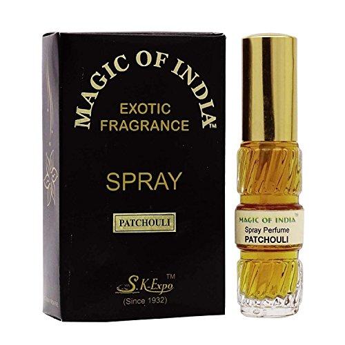 Magie Indiens Patchouli Natürlichen Exotischen Duft Duftstoffspray - 20 ml