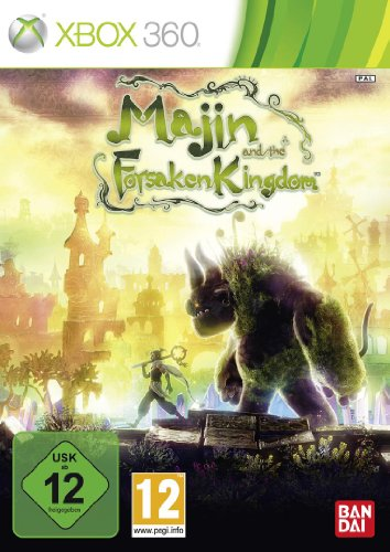 Majin and the Forsaken Kingdom [Edizione : Germania]