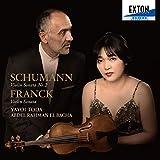 フランク:ヴァイオリン・ソナタ、シューマン:ヴァイオリン・ソナタ第2番