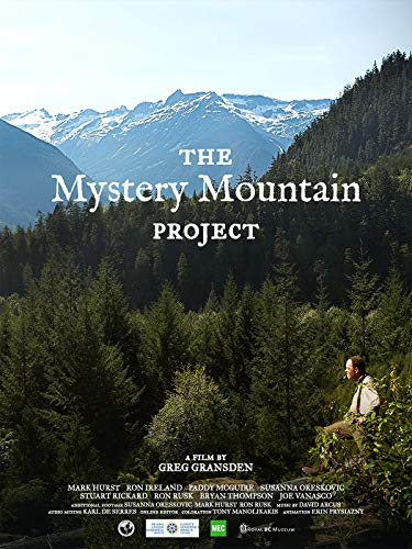 The Mystery Mountain Project