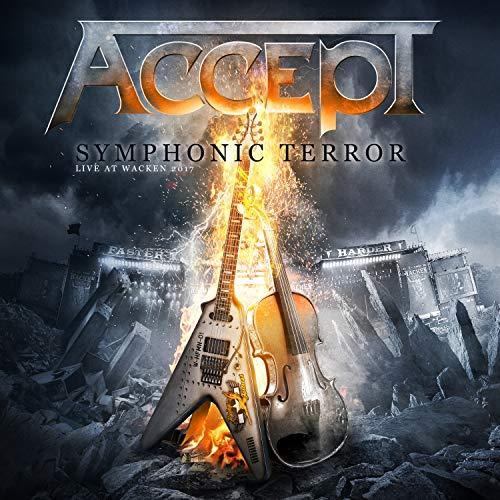 Symphonic Terror-Live at Wacken 2017 [DVD-AUDIO]