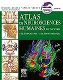 Atlas de neurosciences humaines de Netter - Neuroanatomie-Neurophysiologie