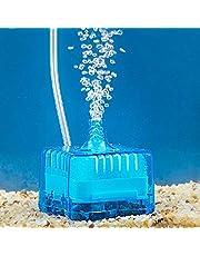 Aquarium Fish Tank Super Pneumatic Biochemical Activated Carbon Filter