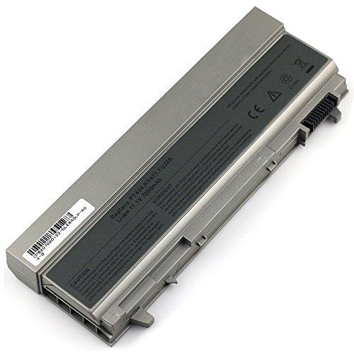 BTMKS 7800mAh PT434 4M529 MP490 Akku für Dell E6410 E6500 4M529 E6400 E6510 W1193 M4500 M2400 M4400 MP303 PT650 312-0749 312-0748 312-0754 PP27L 1M215 KY265 NM631 GN752 U5209 KY477 312-0749 Battery
