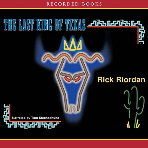 The Last King of Texas cover art