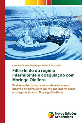 Filtro lento de regime intermitente e coagulação com Moringa Oleífera: Tratamento de água para abastecimento através de filtro lento de regime intermitente e coagulação com Moringa Oleífera