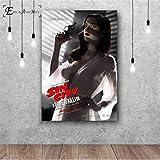 baiyinlongshop Leinwand Malerei Film Sexy Eva Green 2 City