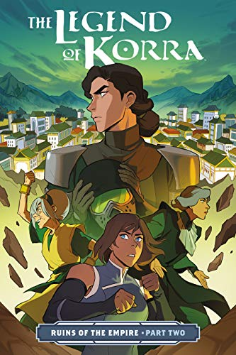 The Legend of Korra: Ruins of the Empire Part Two (English Edition)