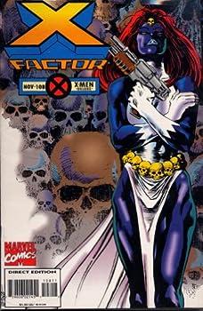Unknown Binding X Factor : 108 November 1994 : X-Men Deluxe Book