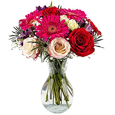 Delivery by Wednesday, June 30th Sunset Bouquet by Arabella Bouquets by Arabella Bouquets