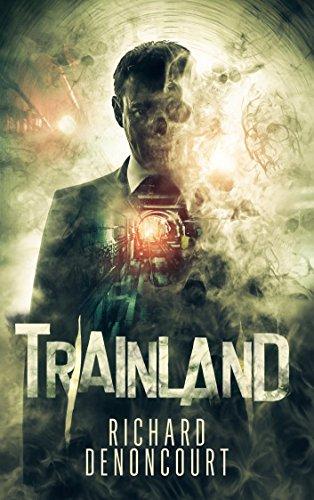 Trainland: A Supernatural Horror Thriller (English Edition)