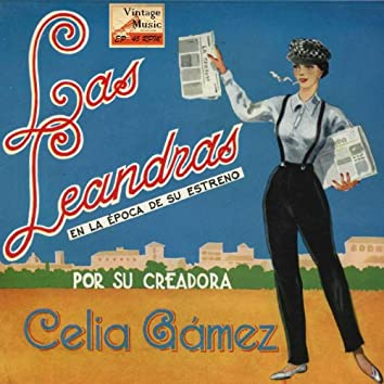 """Vintage Spanish Song Nº45 - EPs Collectors """"Las Leandras"""" (Estreno)"""