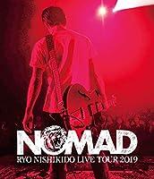"錦戸亮 LIVE TOUR 2019 ""NOMAD"" <通常盤> [Blu-ray Disc+CD]"