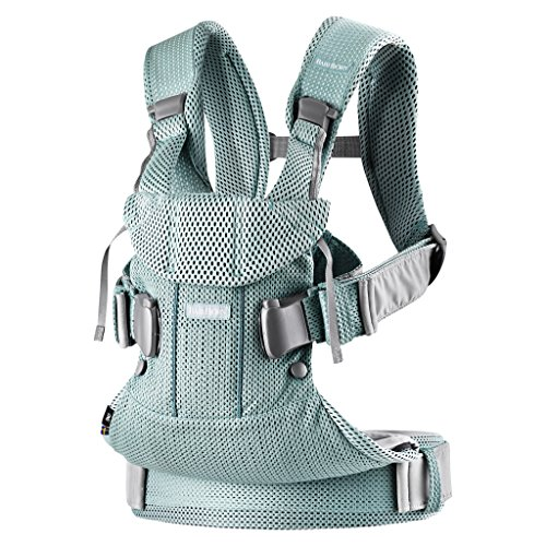 BABYBJÖRN Baby Carrier One Air Mesh Frost Green