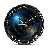 NIGU ofertas flash del dia Regalos del día del miembro para las mujeres Cámara lente reloj de pared Fotografía Imágenes Zoom Color Foto ISO Exposición Snap Selfie Personali