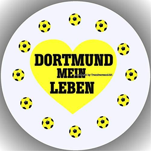 Premium Esspapier Tortenaufleger Dortmund T4