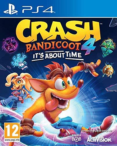 Crash Bandicoot 4: It s About Time  PS4