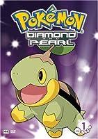 Pokemon: Diamond & Pearl 1 [DVD] [Import]