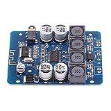 Akozon Stereo Amplificatore Board Module TPA3118 30W + 30W 8V ~ 26V DC Scheda Amplificatore Digitale Bluetooth a Doppio Canale