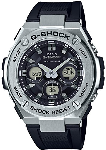 Casio G-Shock G-Shock G-Steel Tough Solar Multiband 6 GST-W310-1AJF Herren Japan Import