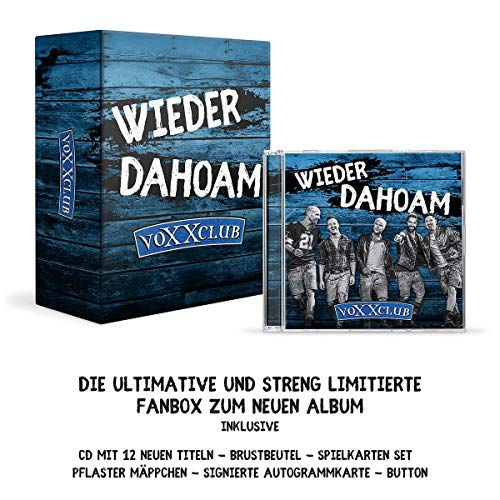 Wieder Dahoam (Limitierte Fanbox)