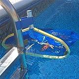 Leaf Bone - Leaf Net Skimmer Clip, Pool Net Ladder...