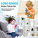 Zoom IMG-1 fairwin walkie talkie bambini 8