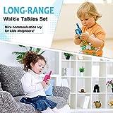 Zoom IMG-2 fairwin walkie talkie bambini 8