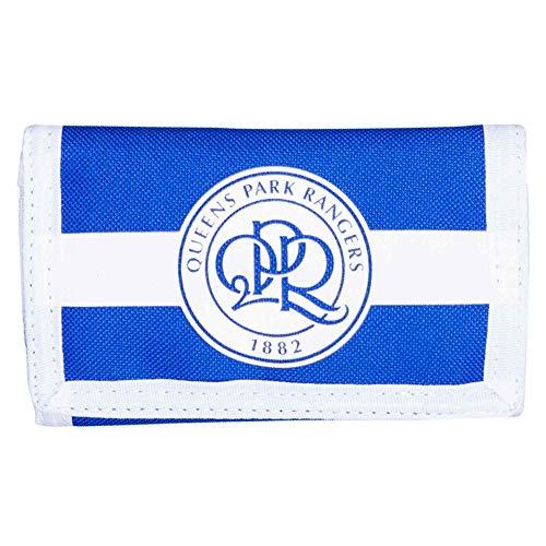 QPR Officiële Queens Park Rangers Geld Portemonnee Met Klittenband