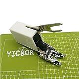 Yicbor even Feed Walking piedino per macchina da cucire Singer attacco basso 423242–451