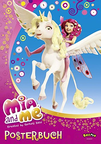 Mia and me - Posterbuch