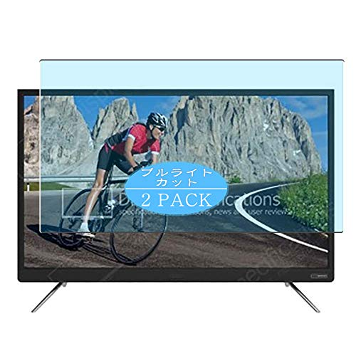 Vaxson 2 Stück Anti Blaulicht Schutzfolie kompatibel mit Nokia 32TAHDN TV 34.5