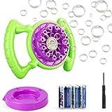 Gifort Macchina per Bolle, Macchina della Bolla, Bubble Machine Macchina Bolle Bubble Make...