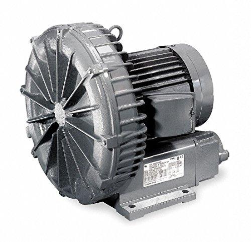 Regenerative Blower, 1.00 HP, 98 CFM